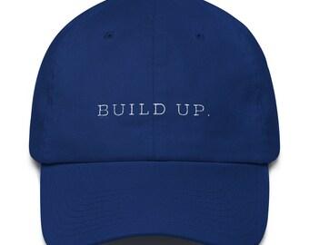 Build Up Dad Hat