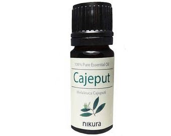 100% Pure Cajeput Essential Oil 10ml, 50ml, 100ml