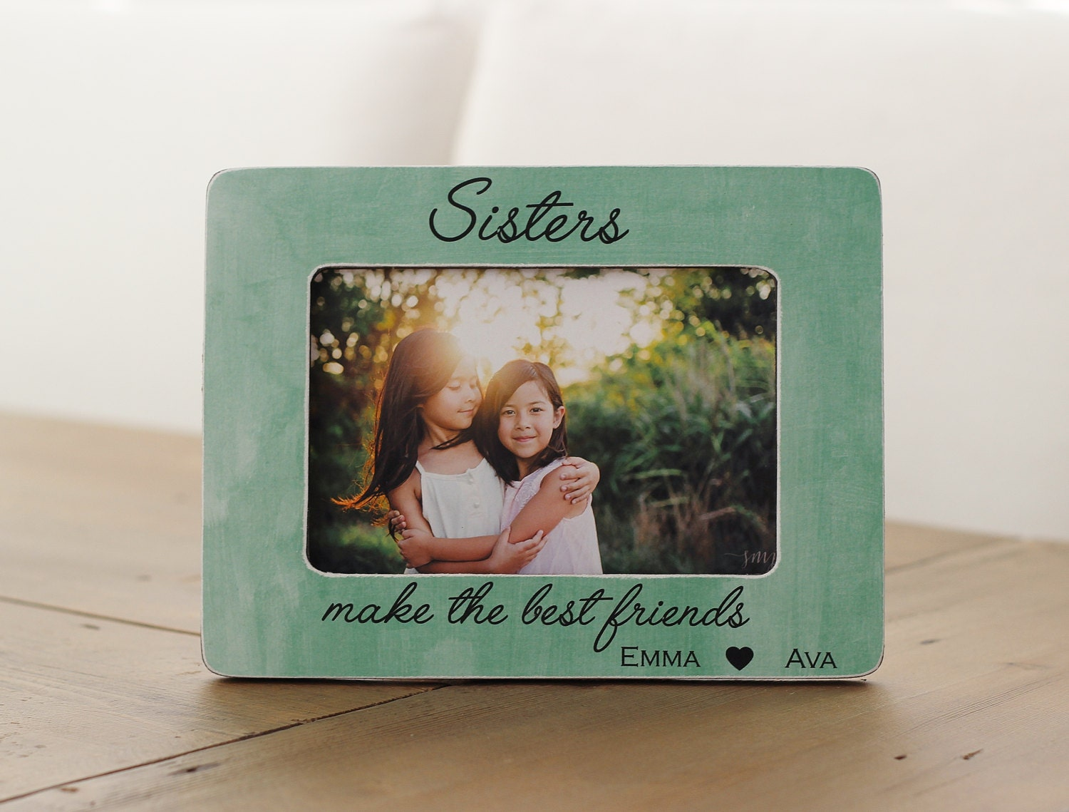 Christmas Gift For Sister Picture Frame Sister Picture