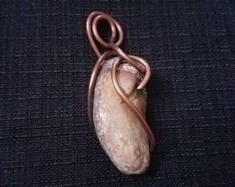 Seed in my Heart Necklace Pendant