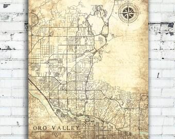 WATERLOO IA Canvas Print Iowa Ia Vintage map Waterloo Ia City