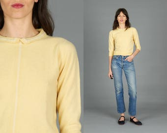50s Cashmere Sweater