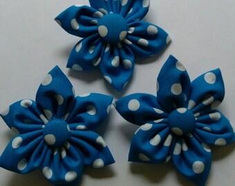 Turquoise Polka Dot Fancy Brooch