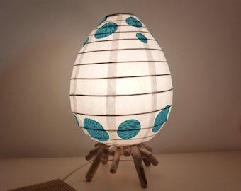 light paper-paper lamp-light Driftwood - driftwood lamp