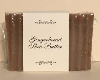 Gingerbread Shea Butter