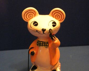 Holt Howard Match Mouse with Original Cigar - Excellent Condition!