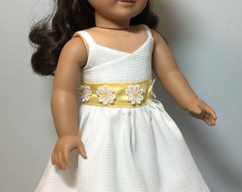 Fits like American Girl Doll Clothes or Fits like  American Girl Doll Dress - 18 inch Doll Clothes - AG Doll Clothes