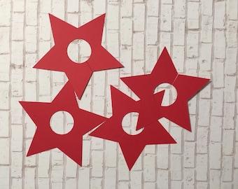 Wine Glass Markers {Stars}