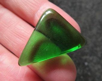 Lovely Gaia Stone (Helenite) (4.3 grams / 24 mm) Tumbled Stone (B9) 'The Goddess Stone'   - FREE UK POSTAGE