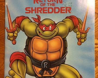 Turtles--Return of the Shredder