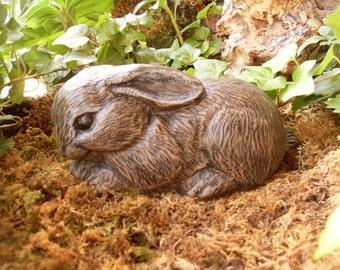 Rabbit, Brown Rabbit, Rabbit Statue, Rabbit Memorial, Hare Statue