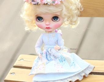 OOAKA Doll Custom Blythe