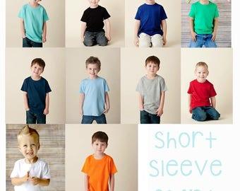Shirt Upgrade- Short Sleeve, Long Sleeve.