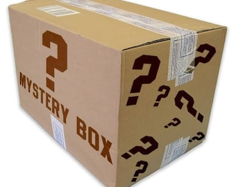 Mystery Box Of Fishing Lures - Great Gift - 100 Value