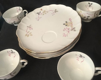 China Snack set of Four