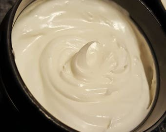 Whipped Body Butter | Natural Body Butter | Chemical Free Lotion | Aromatherapy | Bath and Beauty Gift | Silky Mosturizing Lotion