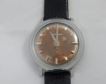 Vintage Bulova Accutron 1963 with a 214 Movement Running