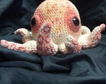 Little Octopus Pattern