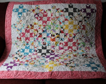 Butterfly Effect Quilt -- Cupcake Mix Quilt