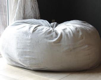 Adult CUSTOM COLORS Bean Bag Chair Cover
