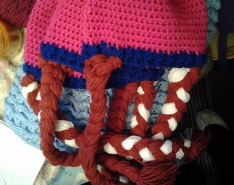 """Anna hat for your little girl - from the movie """"Frozen"""""""