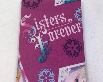 Fabric-covered Mini Journal