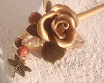 "Wonderful pic ""Golden Rose"""