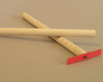 Hooey Stick with RED spinner