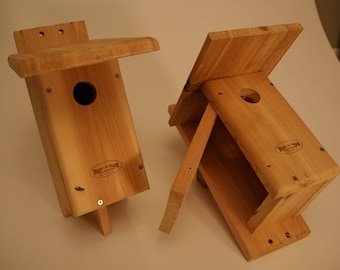 Bluebird House, Nest Box