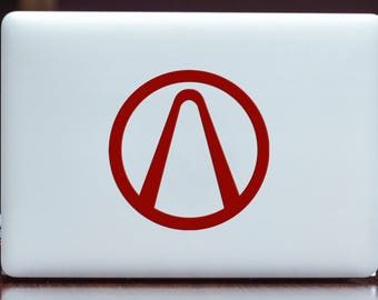 Borderlands Vault Symbol Vinyl Decal