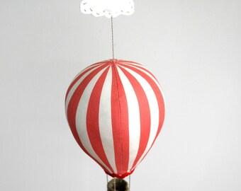 Hot Air Balloon Kit - Red Stripe
