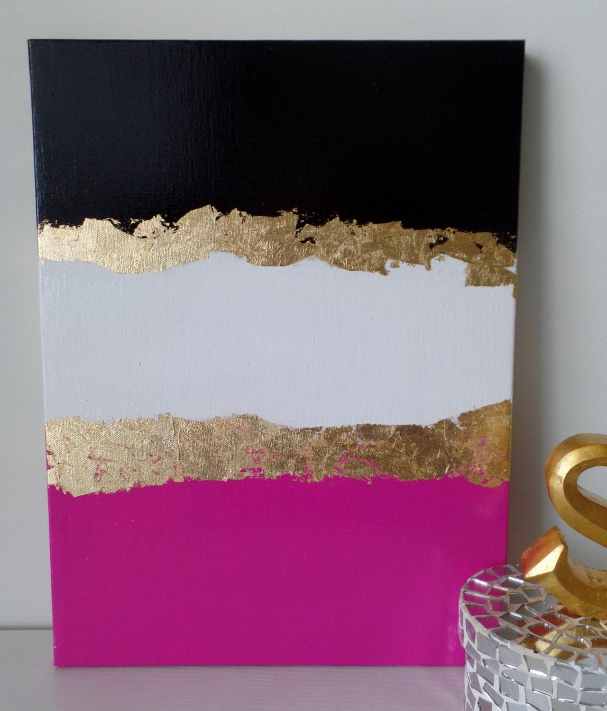 Kate Spade decoration inspired dorm Acrylic Canvas