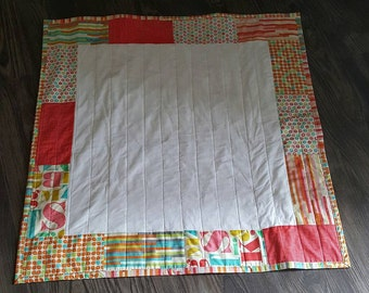 Baby Quilt / Tummy Time Quilt