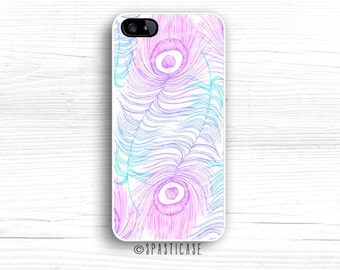 Feathers iPhone 6S Case, Feather iPhone 5S Case, iPhone 5 Case, iPhone 6S Case Peacock, iPhone 6 Plus Case, Feather iPhone 6 Case, iPhone 5C
