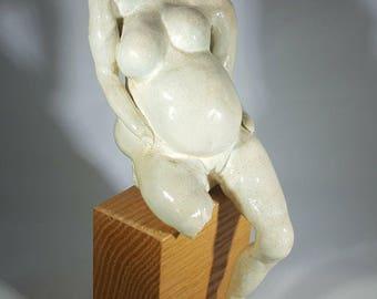 """Goddess inspired art: Wendy Kennedy The Tarot Reading Room """"Nintur Mother Goddess"""""""