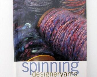 Spinning Designer Yarns, book by Diane Varney
