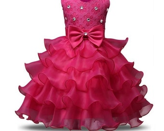 Princess Daisy Hot Pink
