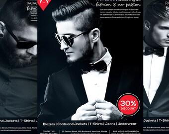 Fashion Boutique Promotion Flyer