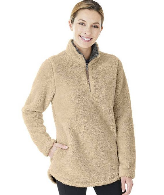 Sherpa Pull Over, Men's Newport Fleece, Charles River Brand, Sherpa jacket, Trendy Pull over, Monogrammed Sherpa, Fits True, Great Gift!