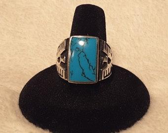 Native American Thunderbird Ring