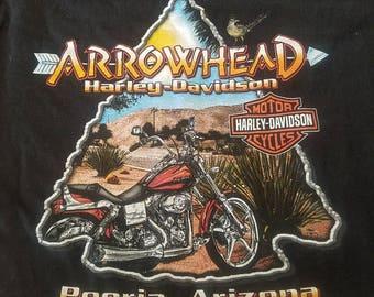 Harley Davidson freedom Arrowhead T-shirt