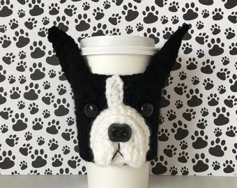 Boston Terrier Gifts, Boston Terrier Mom, Boston Terrier Decor, Fun Gifts for Friends, Dog Dad Gifts, Fur Baby, Dog Cozies, Dog Lover Gift