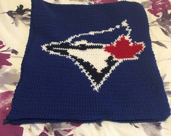 Toronto Blue Jays Pillow Cover