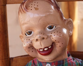 Howdy Doody doll large doll