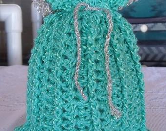 Angel Airfreshener Cover Hand-crochet