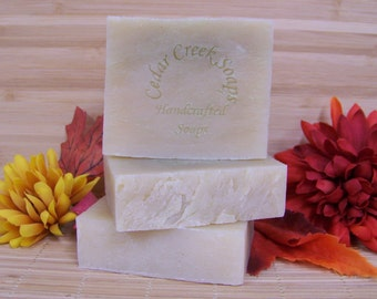 Key Lime Pie Soap Key Lime Pie Cold Processed Soap Natural Vegan Soap Bar