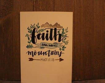 Painting // Faith