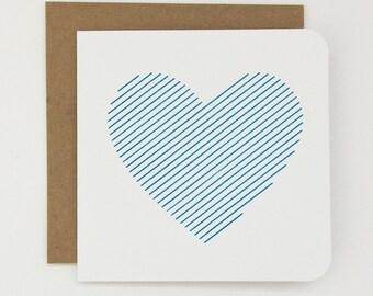 card // HEART