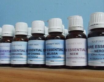 Pure Lavender Essential Oil **15mL**