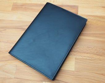 A5 Leather Cover / Black / Taroko Enigma Mystique and Hobonichi Techo A5 Cousin